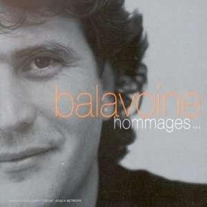 divers (various artists) Balavoine hommages...