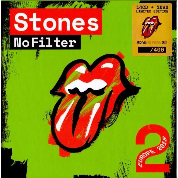 THE ROLLING STONES No Filter Europe 2018 Part 2