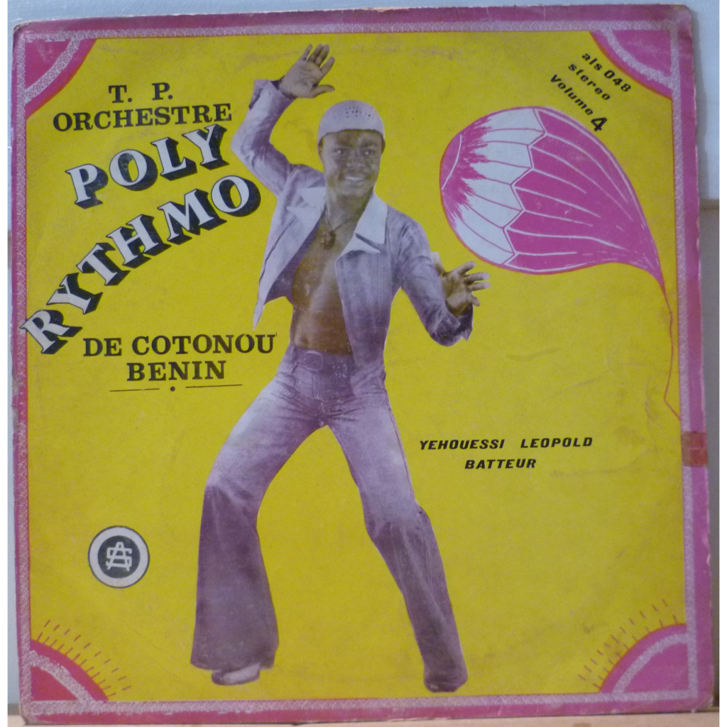 orchestre poly rythmo yehouessi leopold volume 4