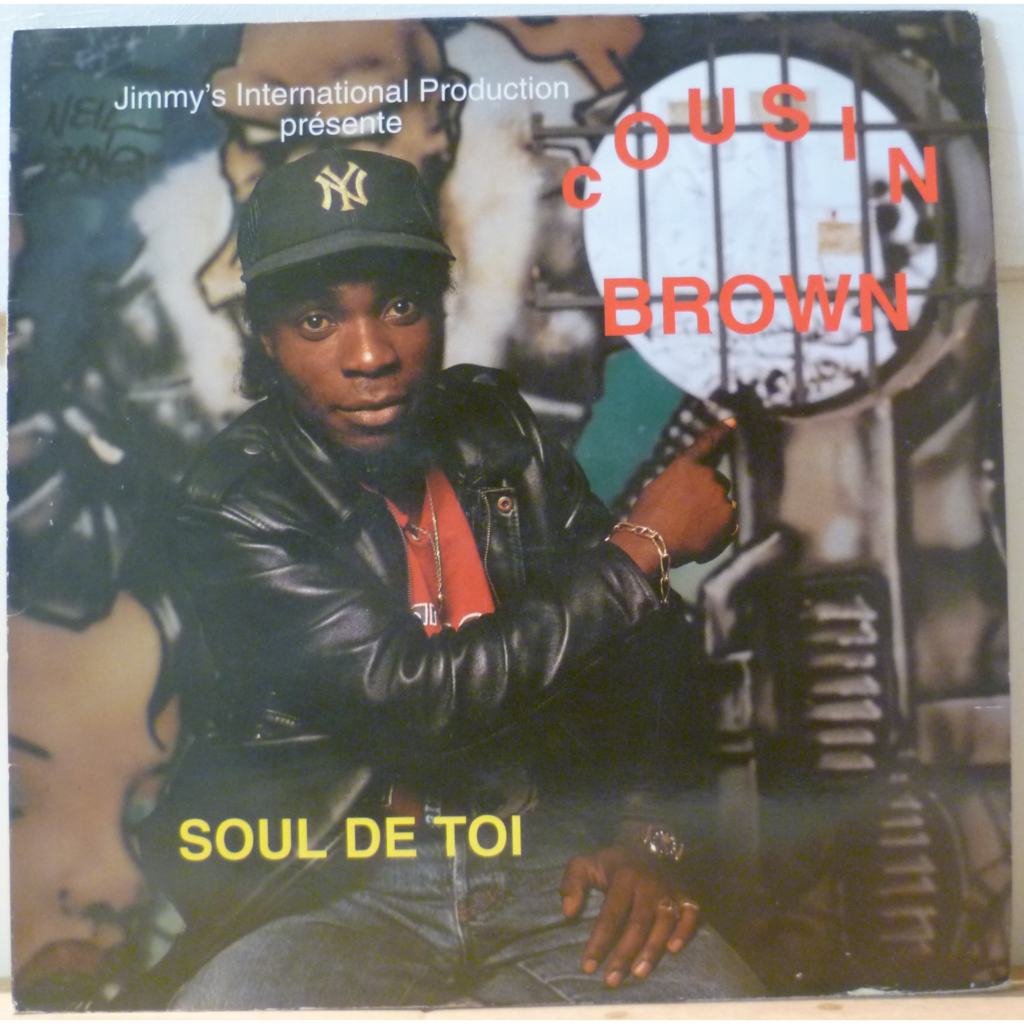 COUSIN BROWN Soul de toi