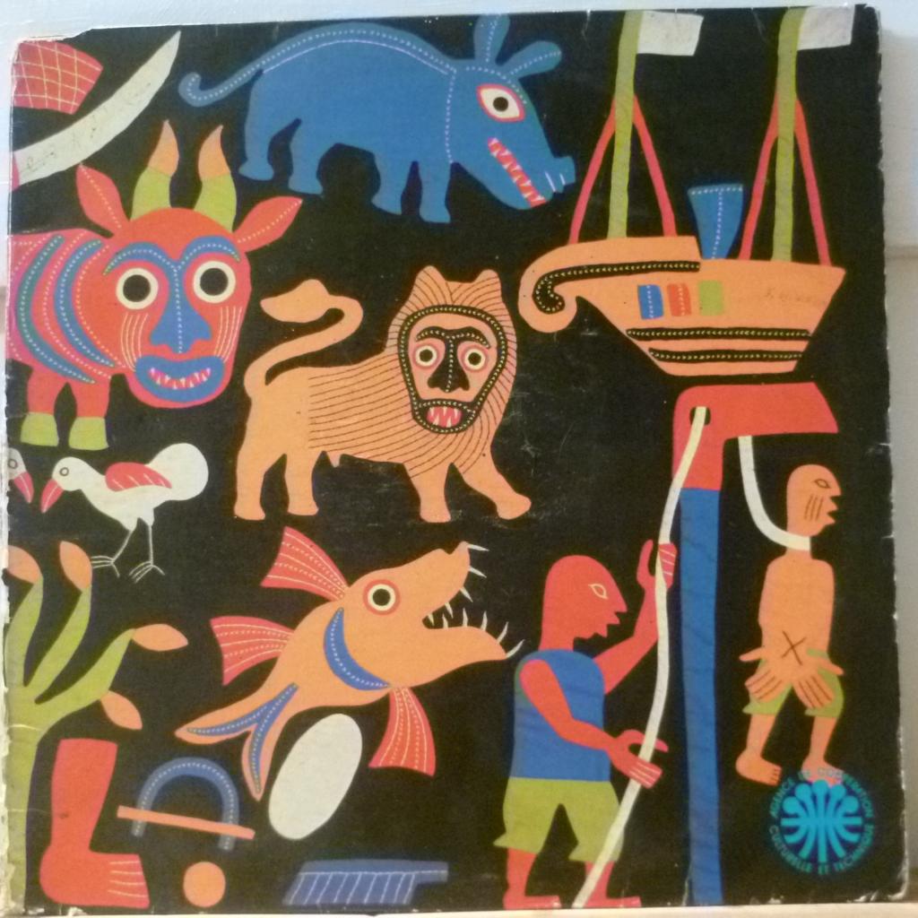 various artists feat. POLY RYTHMO Chants et danses populaires du Benin