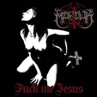 MARDUK Fuck Me Jesus. Gold & Black Swirl Vinyl