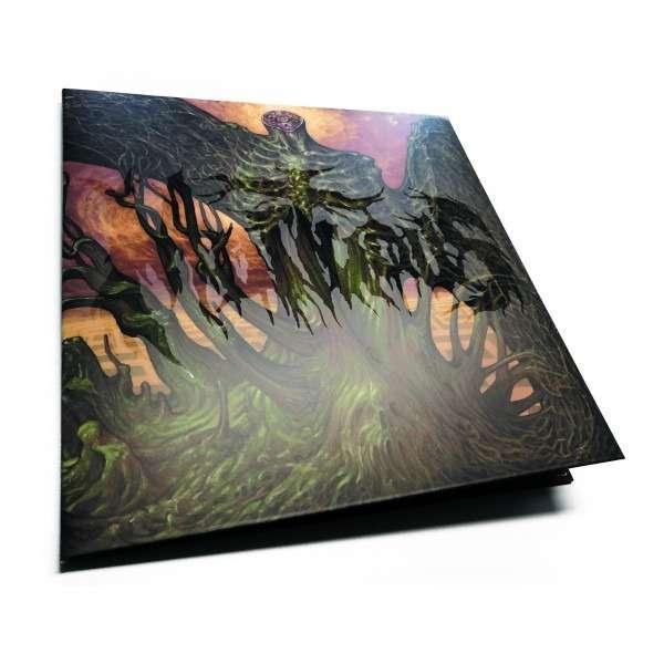 MORTUOUS Through Wilderness. Black Vinyl