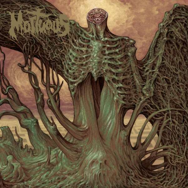 MORTUOUS Through Wilderness
