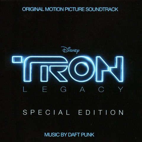 Daft Punk TRON: Legacy (Original Motion Picture Soundtrack)