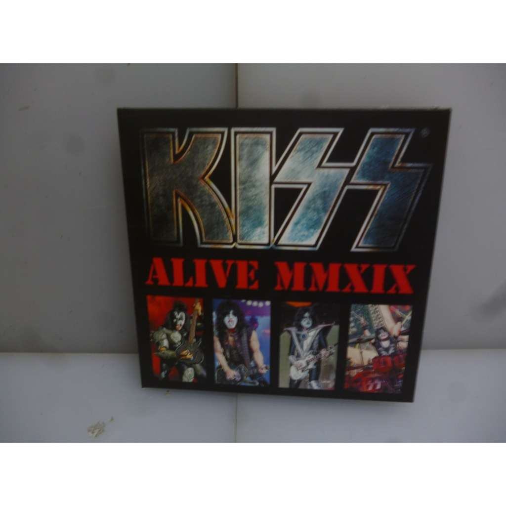 Kiss Alive MMXIX. End Of The Road World Tour. Hershey, PA, USA 2019. EU 2019 2CD Digipack.
