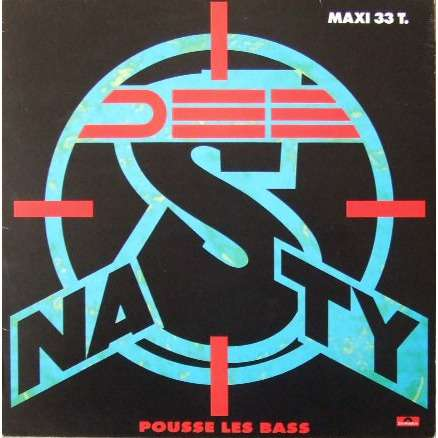 DEE NASTY pousse les bass -wild cuts - you can make it