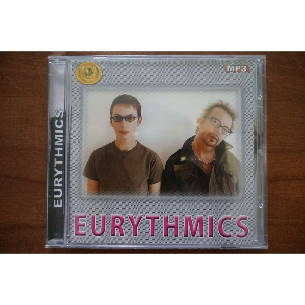 eurythmics MP3 Golden Collection