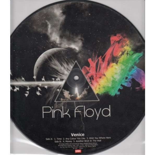 Pink Floyd Venice (Live in Venice Italy 1989)