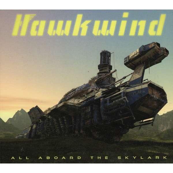 HAWKWIND All Aboard The Skylark (17 tracks)
