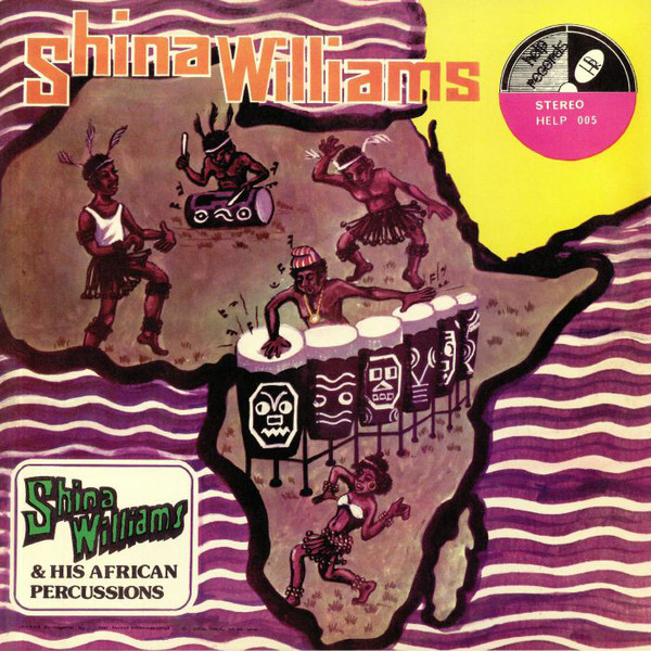 Shina Williams & His African Percussions Shina Williams (afrobeat)