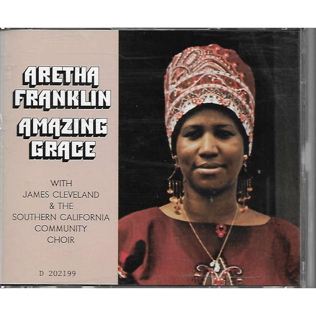Aretha Franklin Amazing Grace: The Complete Recordings