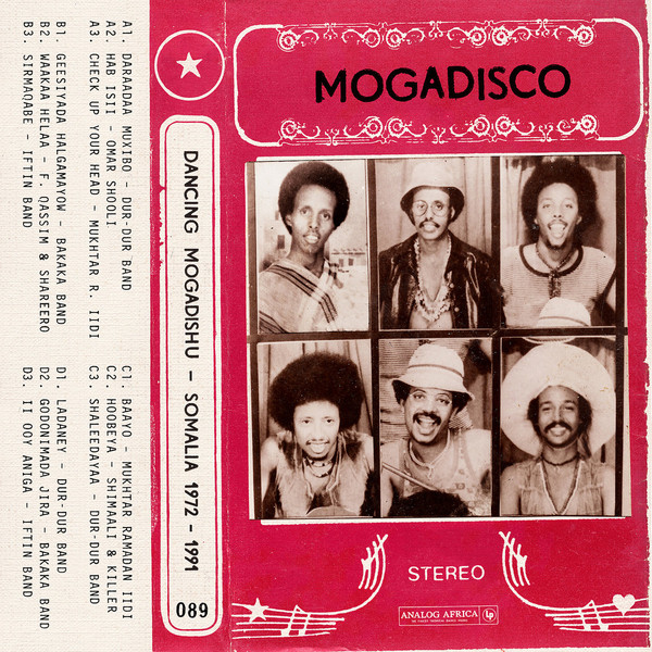 Mogadisco Dancing Mogadishu Somalia 1972/1991 (Afrobeat)
