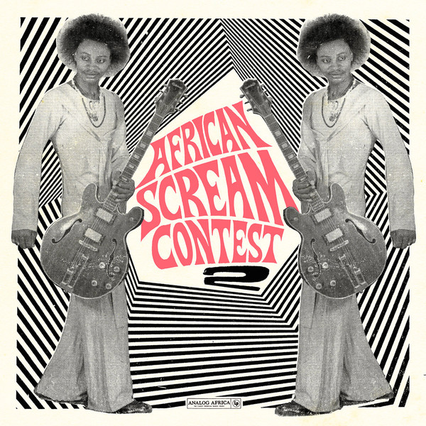 African Scream Contest vol.2 (Afrobeat/Funk)