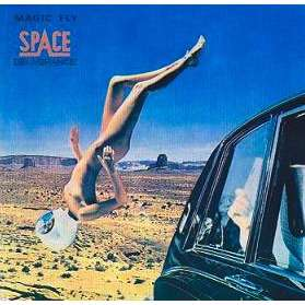 Space Magic Fly / Deliverance CD