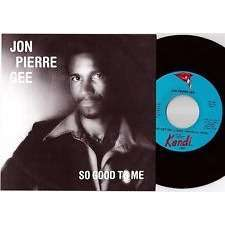 JON PIERRE GEE so good to me / just get on