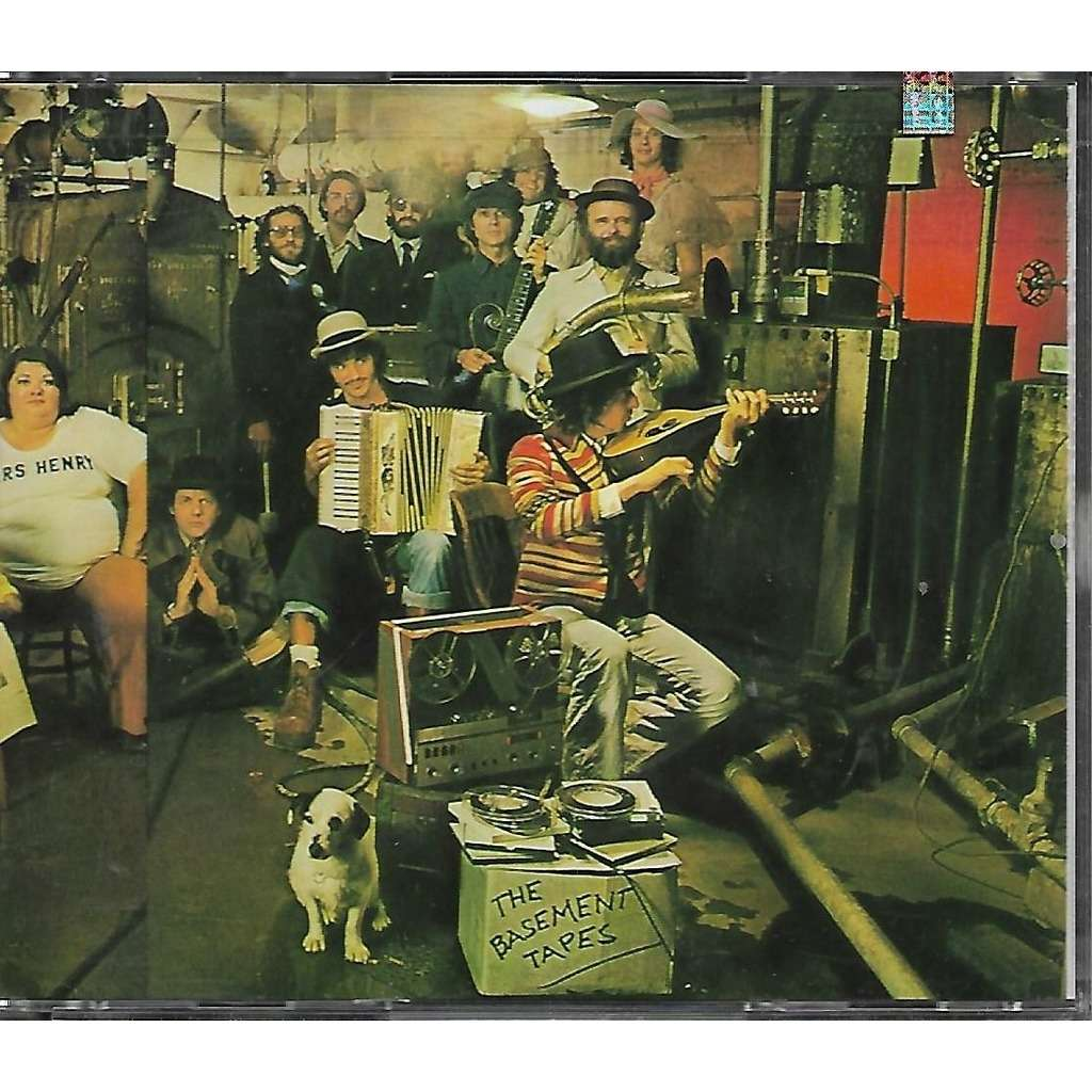Bob Dylan & The Band The Basement Tapes