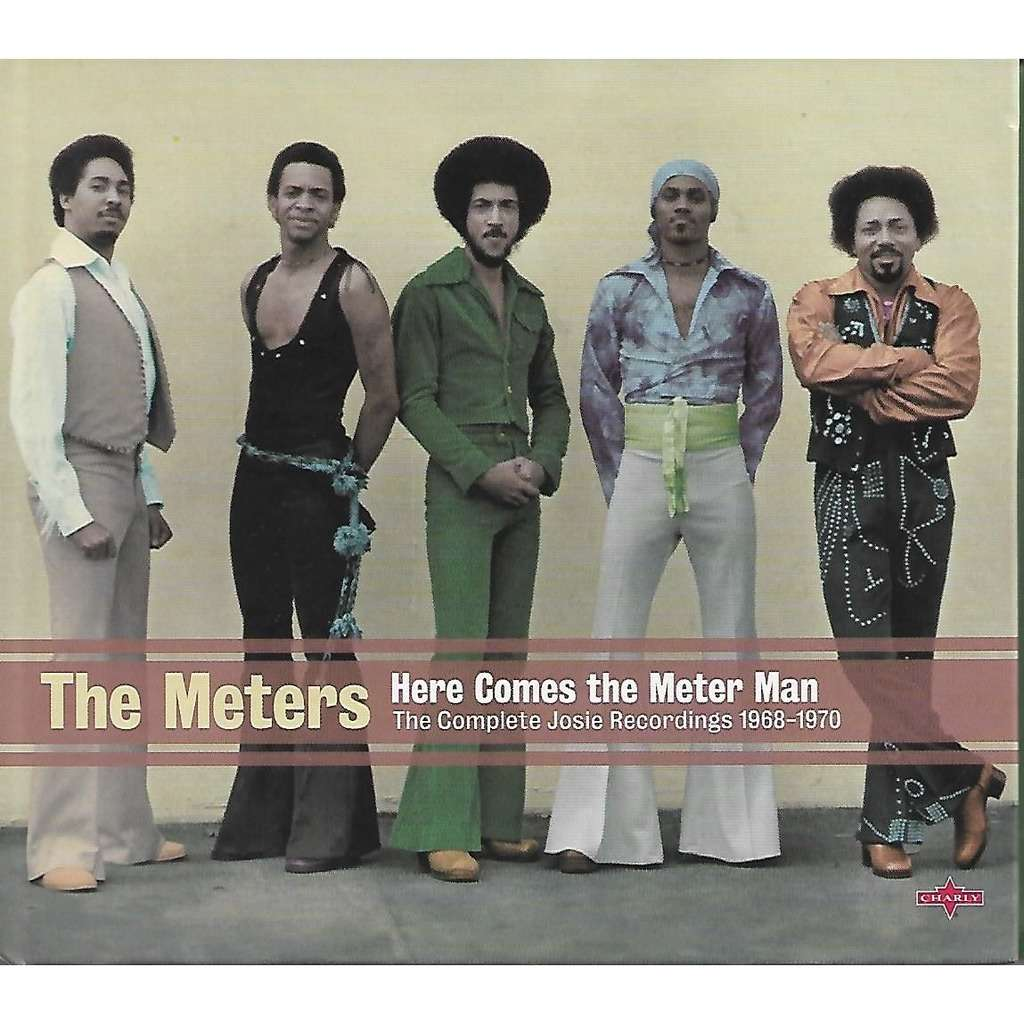 The Meter Here Comes The Meter Man (The Complete Josie Recordings 1968–1970)
