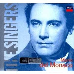 mario del monaco the singers
