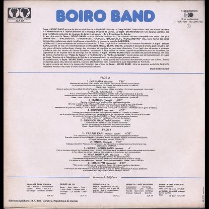 Super Boiro Band Niaissa & sa trompette