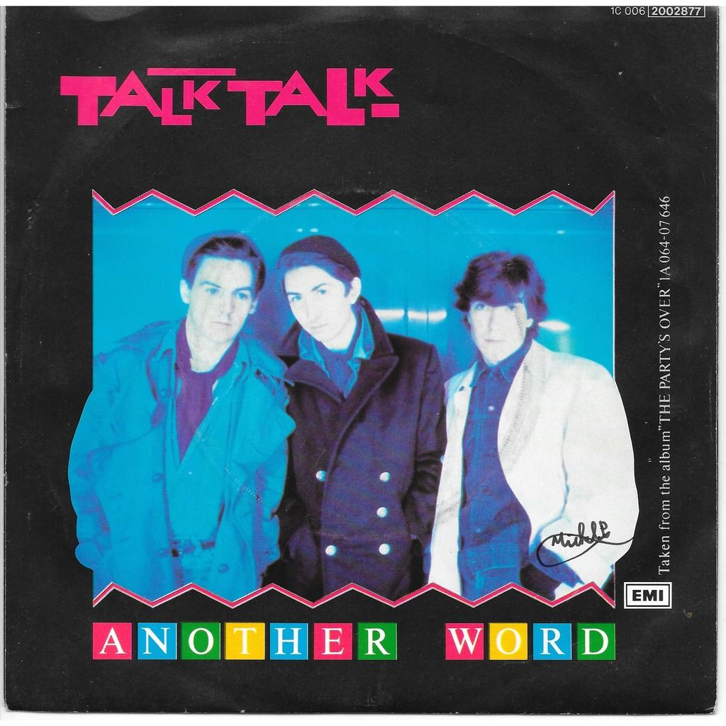 Talk Talk Another word - Candy