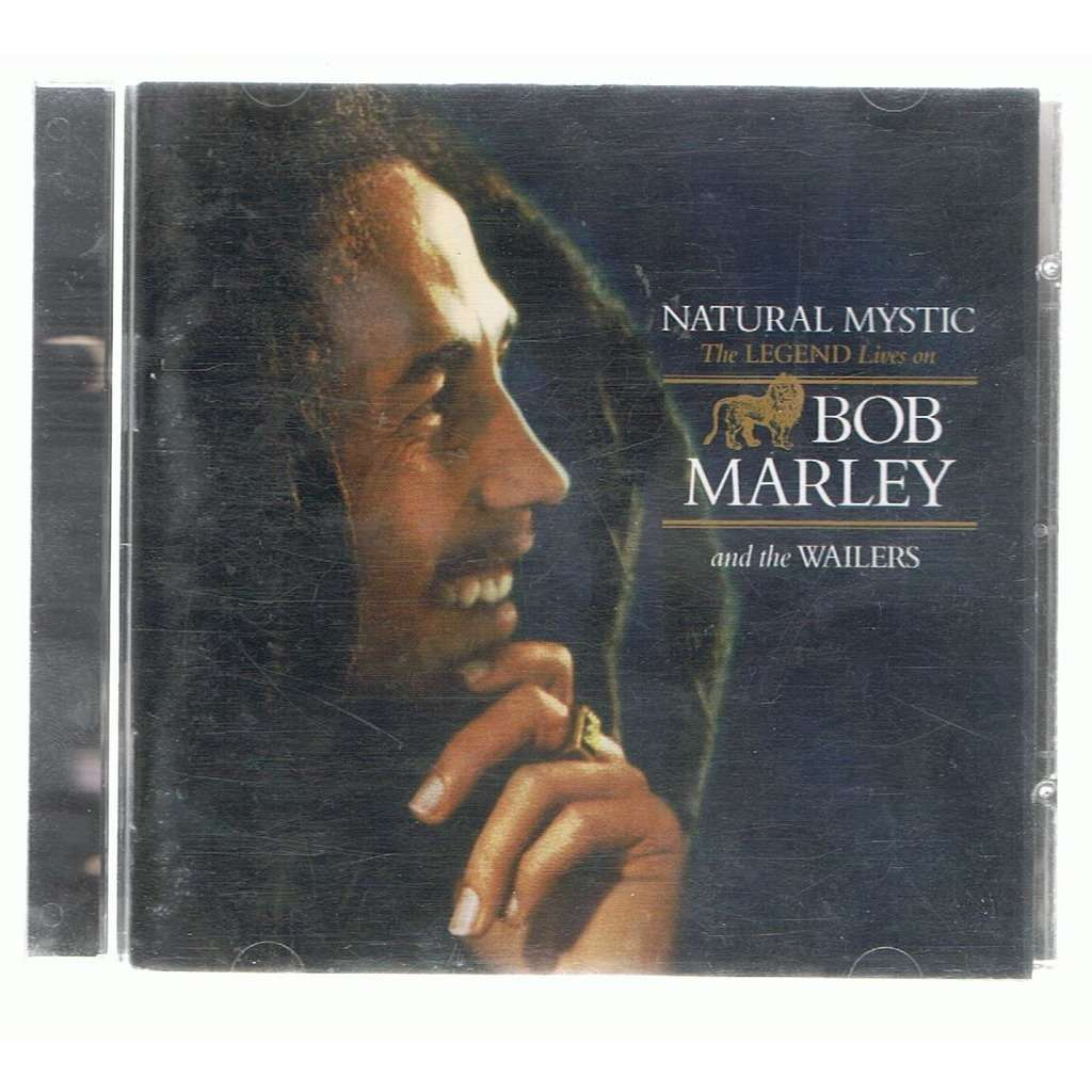BOB MARLEY & THE WAILERS NATURAL MYSTIC THE LEGEND LIVES ON