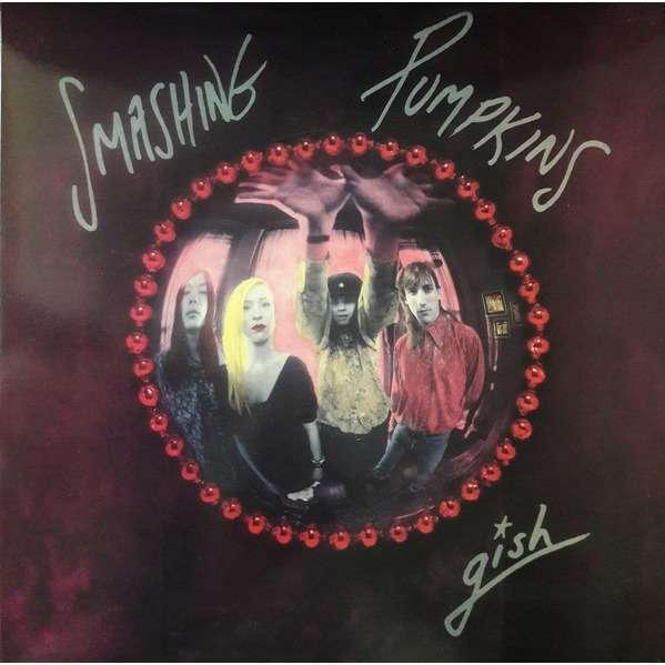 Smashing Pumpkins gish (ltd red vinyl)
