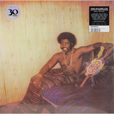 Shina Williams & His African Percussions s/t