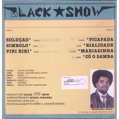 The Black Show Solucao