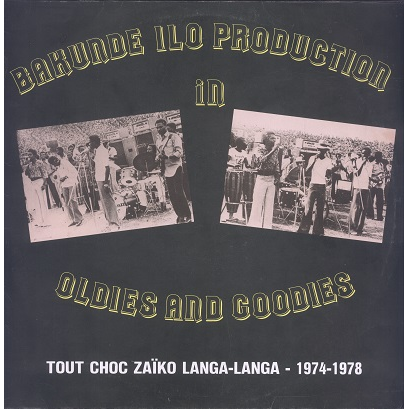Zaiko Langa Langa 1974-1978 Oldies And Goodies