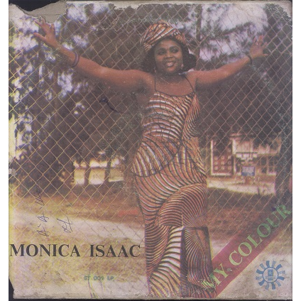 Monica Isaac My Colour