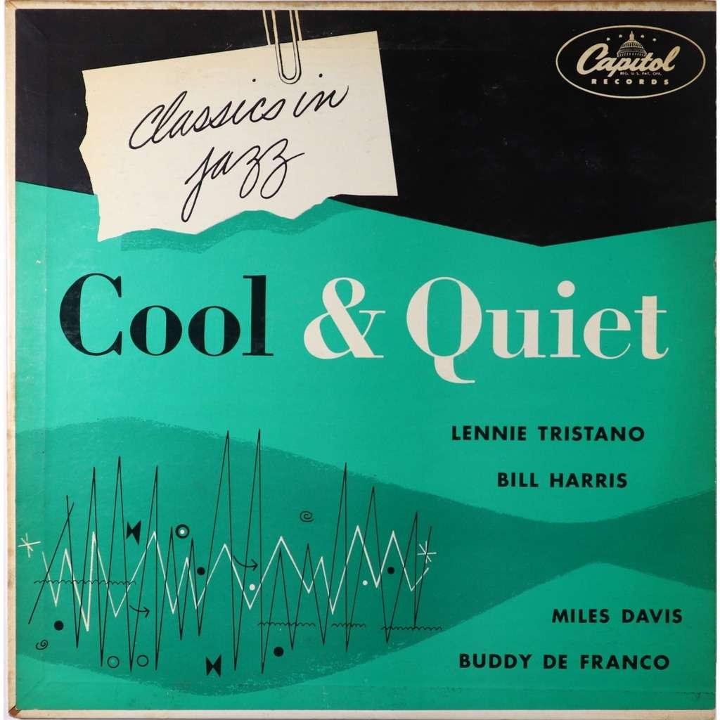 Miles Davis Lennie Tristano Buddy De Franco Harris Cool And Quiet
