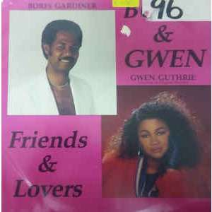 boris and gwen friends and lovers