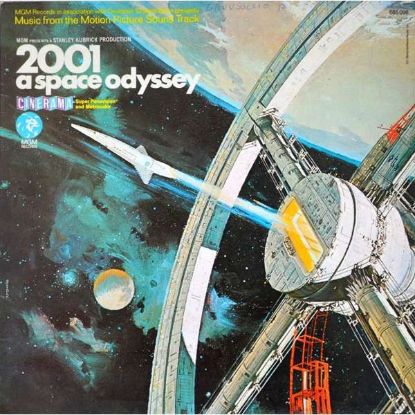 various 2001: A Space Odyssey (Music From The Motion Picture Soundtrack)
