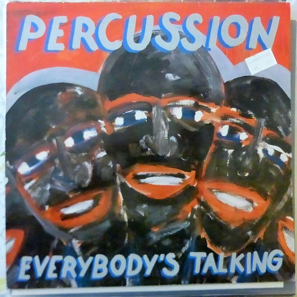 PER CUSSION EVERYBODY'S TALKING