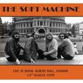 SOFT MACHINE - Live at Royal Albert Hall in London on 13th August 1970 (lp) - 33T