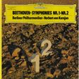 herbert von karajan beethoven symphonies 1 & 2