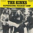 the kinks supersonic rocket ship