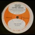 AGUDU AND THE AFRO MODS - Iwe na ine / I am celebrating the day - 7inch (SP)