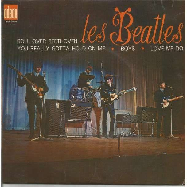 BEATLES, The roll over beethoven