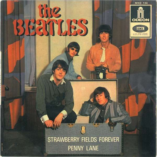 BEATLES, The Strawberry fields forever