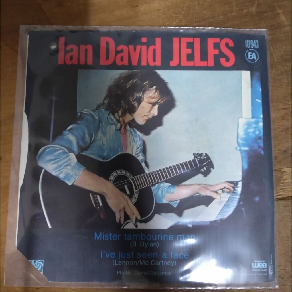 ian david jelfs mr tambourine man