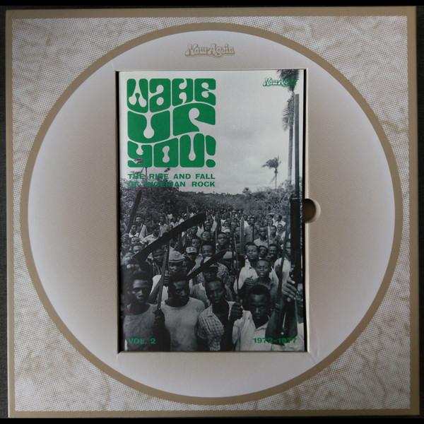 WAKE UP YOU! NIGERIAN 1972-1977 VOL.2 (afro/funk)
