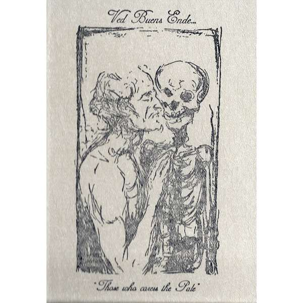 Ved Buens Ende Those Who Caress The Pale (Leather A5-Digibook)