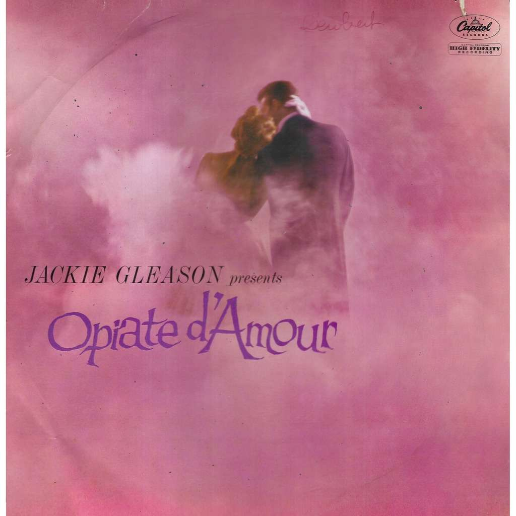 Jackie GLEASON orchestre present Opiate d'Amour