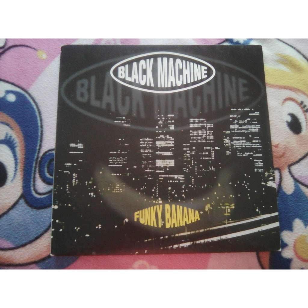 Black Machine Funky Banana (Radio Version)