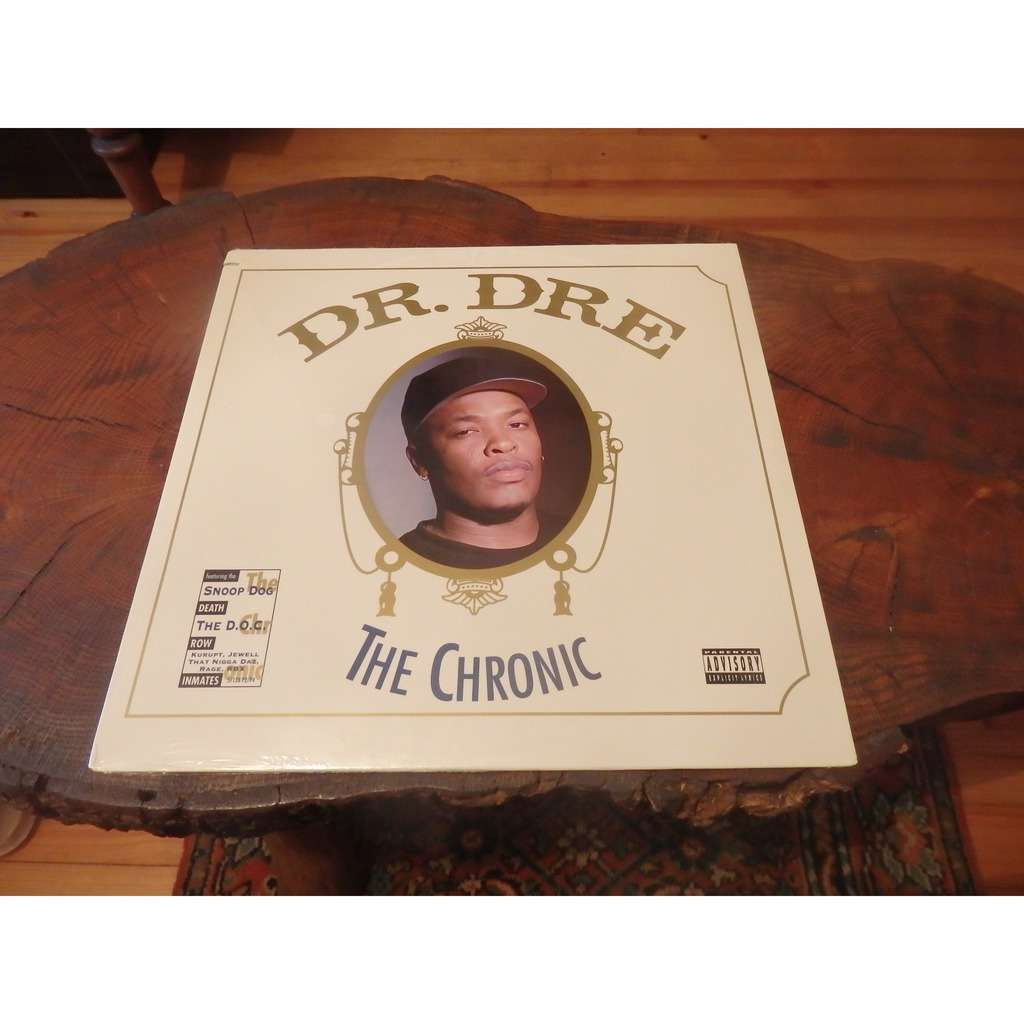 DR. DRE & SNOOP DOG THE CHRNIC