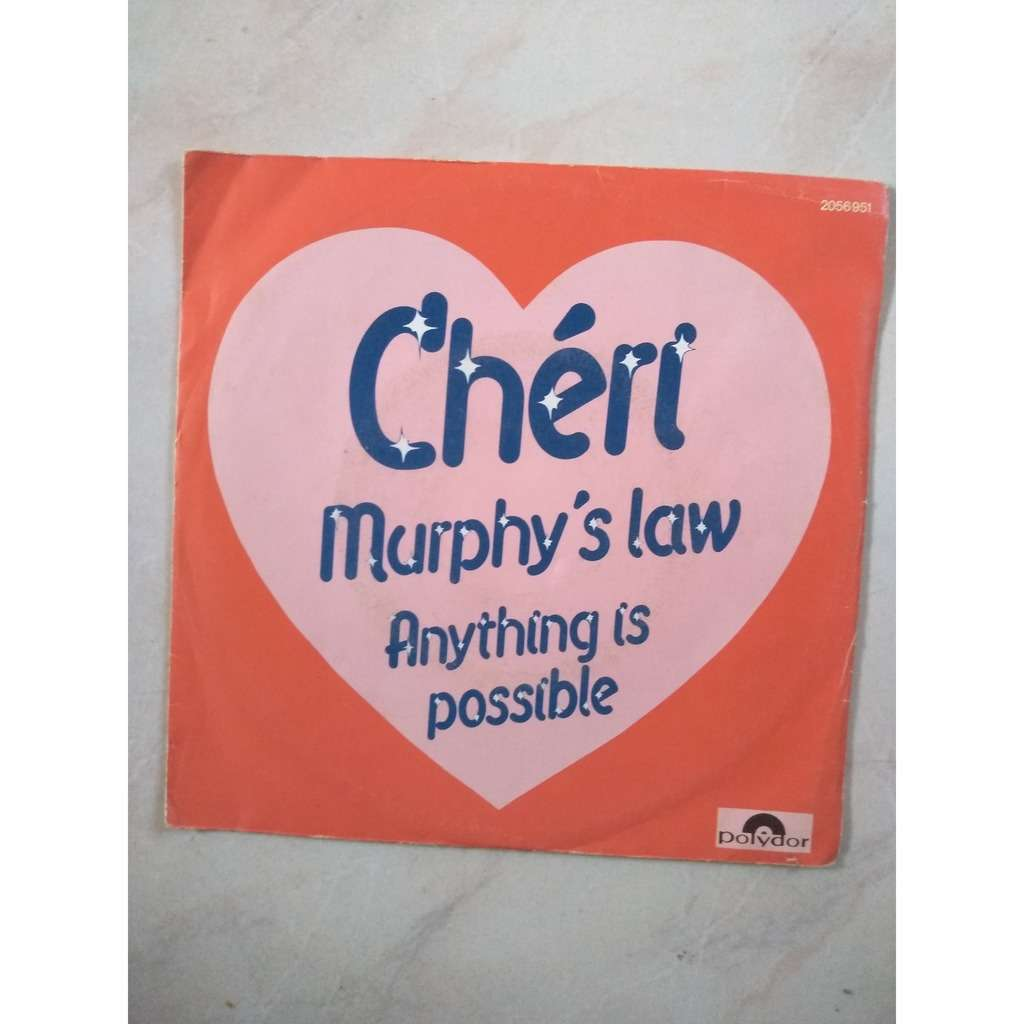 chéri murphy's law