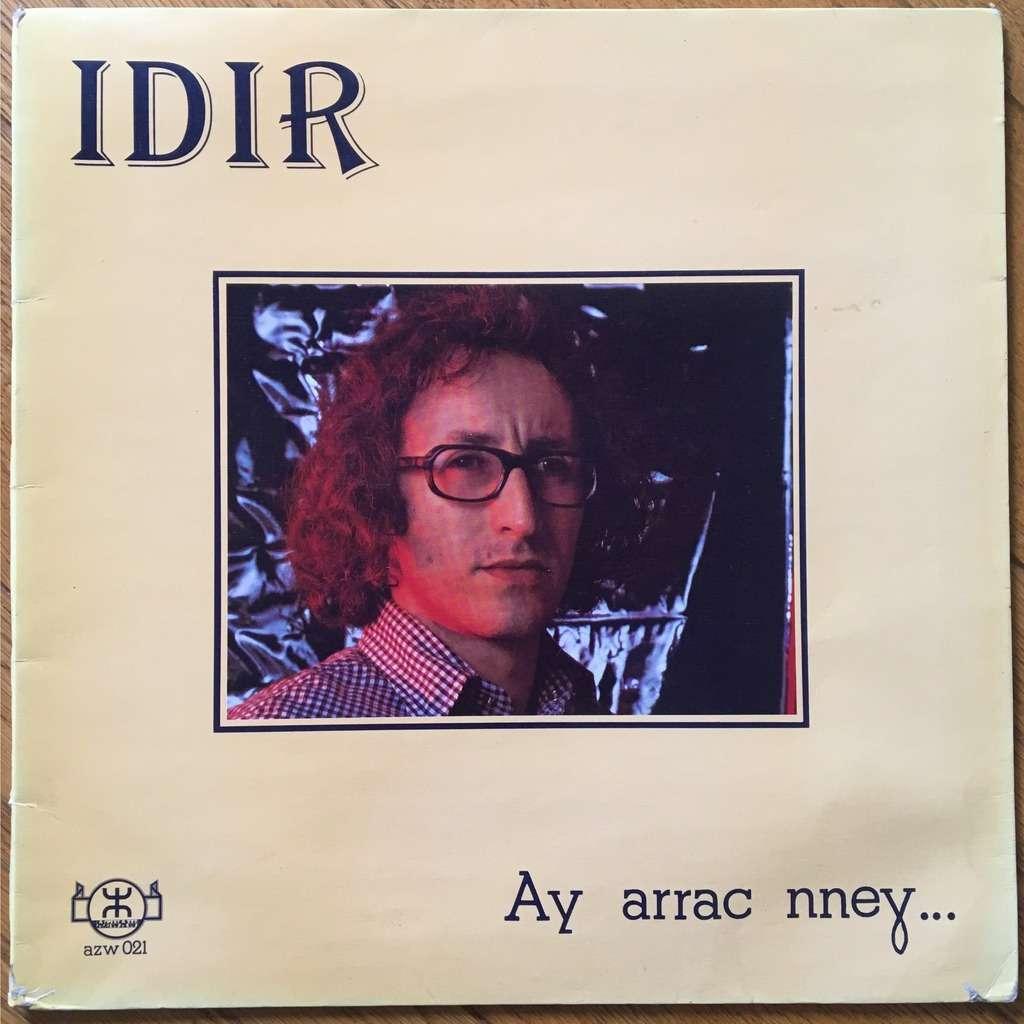 Idir Ay Arrac Nneɣ...