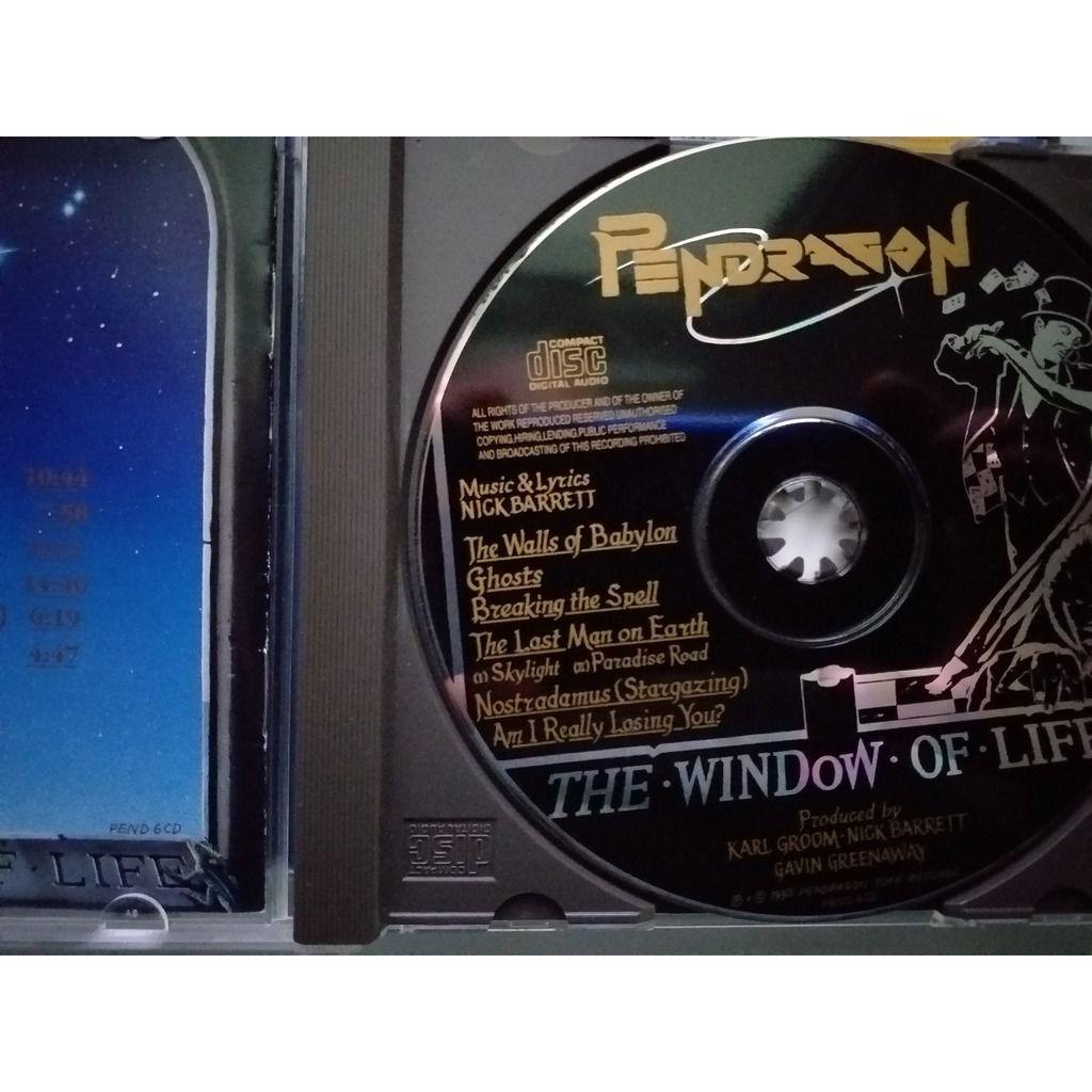 pendragon the window of life